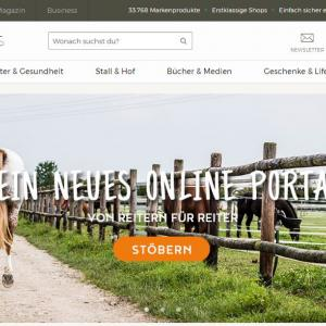 Das neue Shoppingportal 4Hooves