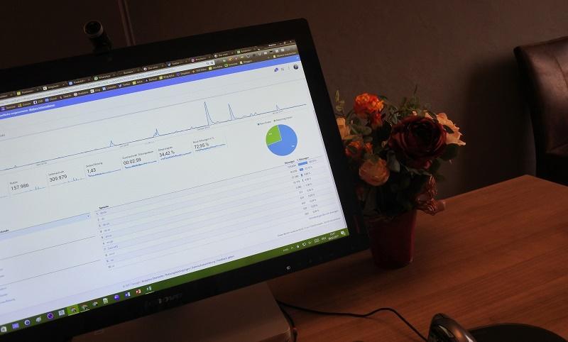 4my.horse auf Google Analytics