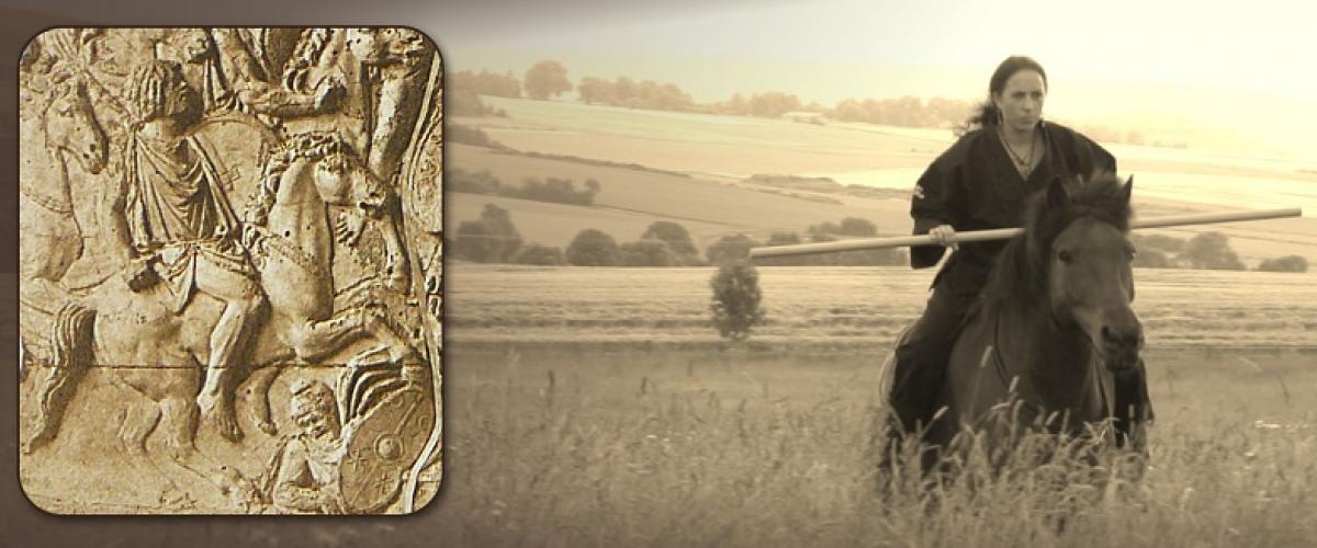 Antikes Horsemanship