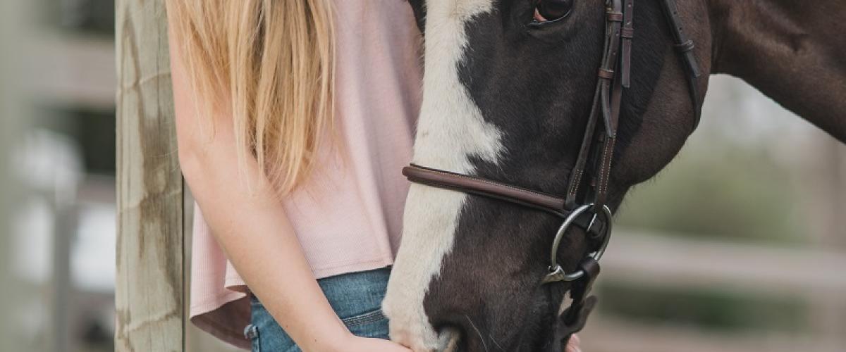 Pferde spüren, ob Du präsent bist