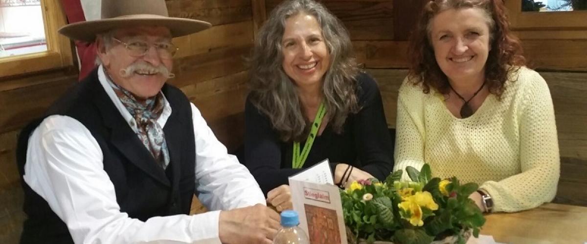 Berni Zambail, Beatrice Hohl, Nicola Steiner