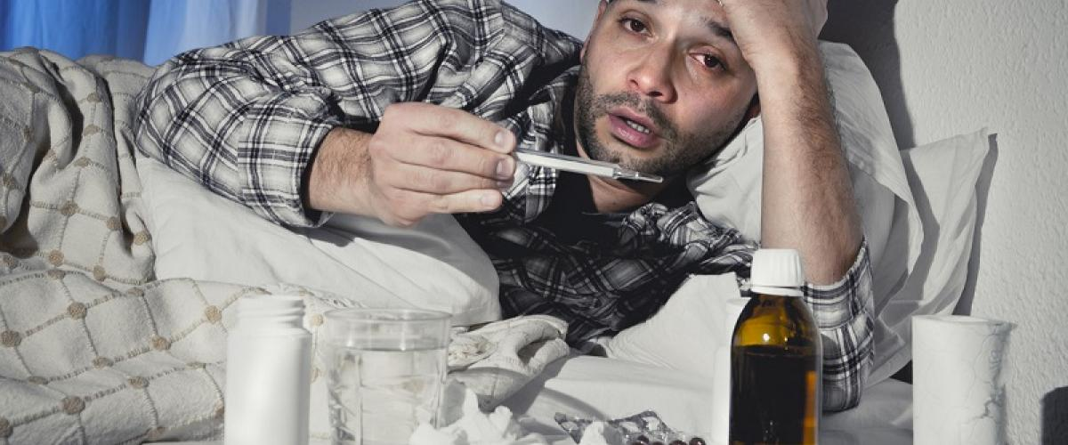 Kursabsage in Folge Krankheit oder Unfall