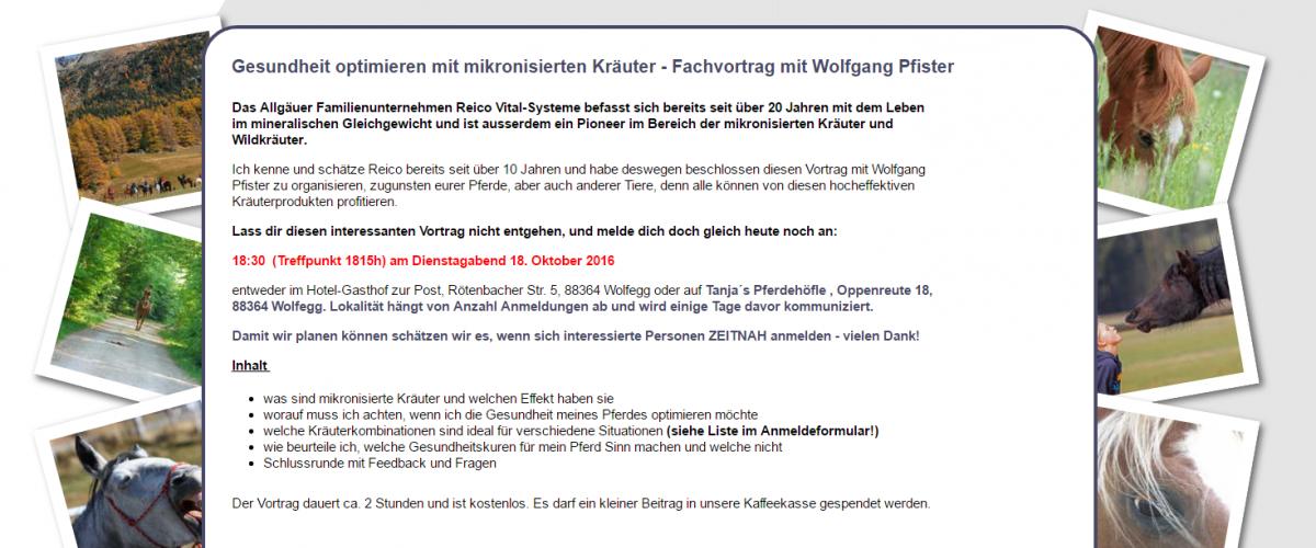 Die Kursverwaltung 4else.com