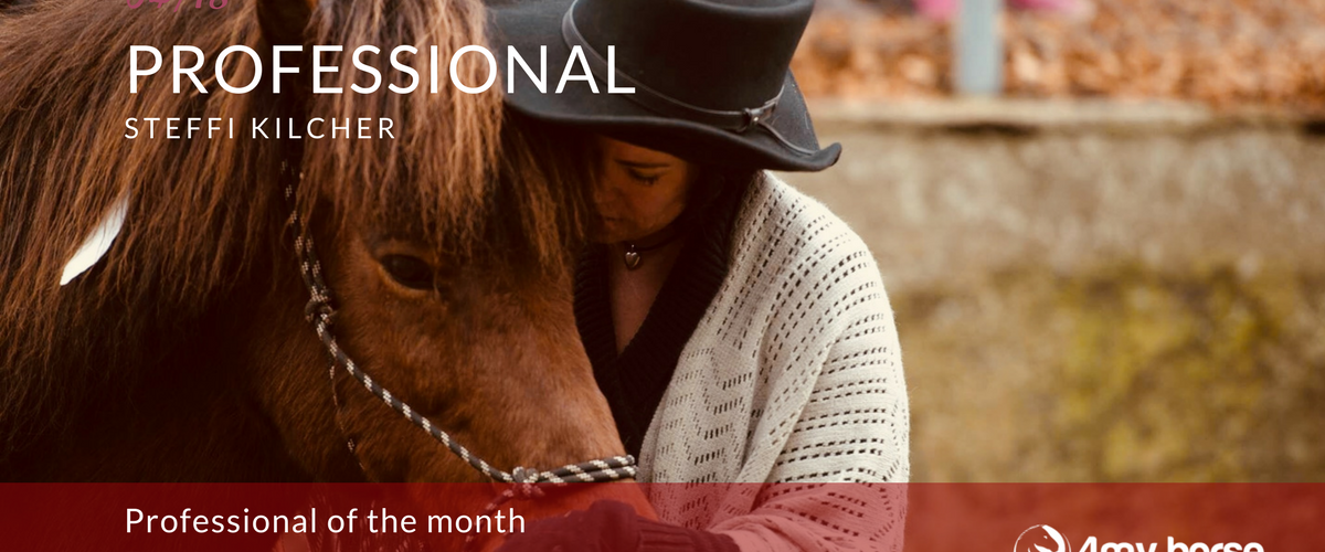 Professional of the Month Steffi Kilcher