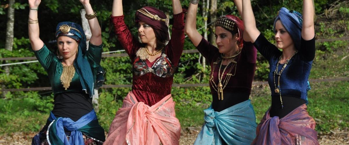 Tanzen macht beweglich