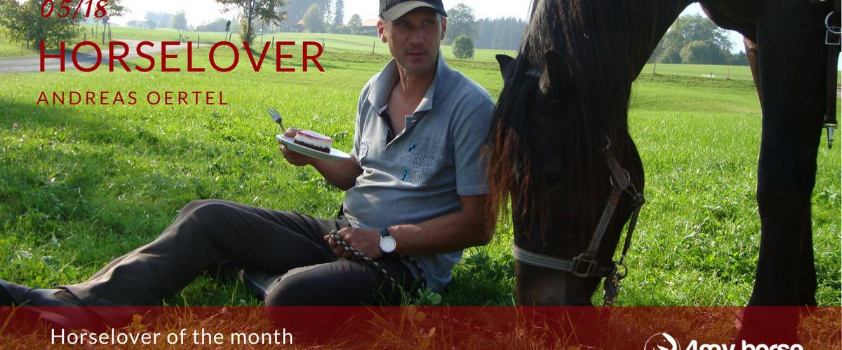 Horselover Andreas Oertel